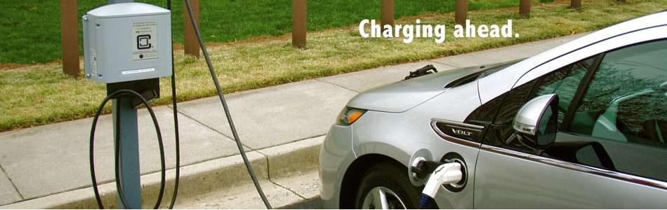 City of Ferndale: EV Charging Stations | City of Ferndale: EV charging ready when you are